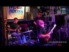 Roland UK Band Perform - Alex Hutchings, Craig Blundell & Luke Edwards