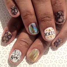 instagram @vanityprojects nail art