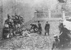 Execution of Poles by German Einsatzkomanndo Oktober1939 - Execution of Poles by Einsatzkommando, Leszno, October 1939