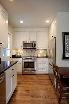 New Kitchen in Historic Downtown Charleston, SC Townhouse - traditional - kitchen - charleston - Ink Architecture LLC