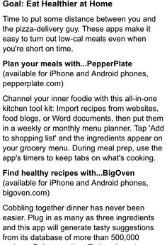 Page 3 apps for exercise and tips to be get health Exercise Apps, Pizza Delivery, How To Plan, How To Make, Health And Beauty, Healthy Eating, Tips, Pizza Home Delivery, Eating Healthy