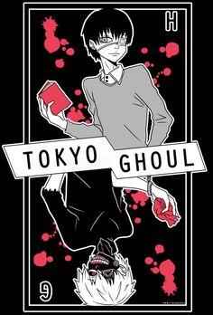 Tokyo Ghoul by vanitasaurus