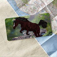 Mahogany Bay Horse Jumping License Plate