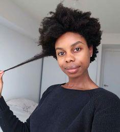 Shrinkage Natural Hair, Natural Hair Puff, Natural Hair Growth, Curly Afro Hair, Curly Hair Styles, Natural Hair Styles, 4c Hair, African Hairstyles, Afro Hairstyles