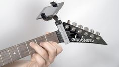 Castiv - The Guitar Smartphone Holder That Allows You To Play Right From Your iPhone http://coolpile.com/gear-magazine/castiv-guitar-smartphone-holder-allows-play-right-iphone/ -  via coolpile.com    #Amazon #Audio #Cool #Guitars #iPhone #Music #Smartphone