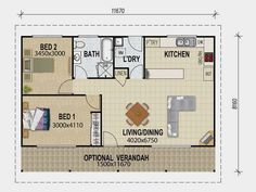 One Bedroom Flat Design Plans - http://designphotos.xyz/05201607/bedroom-decorating-idea/one-bedroom-flat-design-plans/790