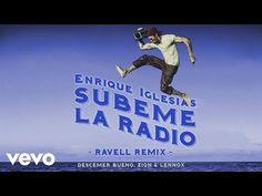 SUBEME LA RADIO (Deadly Zoo Remix) (Lyric) - YouTube Enrique Iglesias, Radios, Youtube, Lyrics, Movie Posters, Movies, Films, Sayings, Film Poster