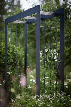 Metal Wall Trellis 4 x 8 wall trellis - garden metalwork   garden   pinterest