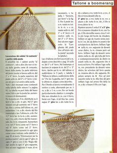 Tecniche di realizzazione:Come fare:calze, guanti,muffole,maglioni Aran Knitting Charts, Knitting Stitches, Knitting Socks, Straw Bag, Knit Crochet, Slippers, Blog, Sony, Garden