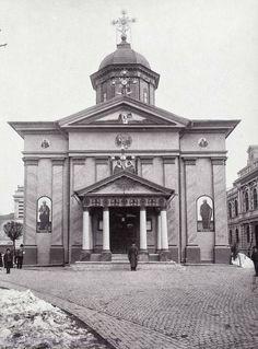 Biserica Sfânta Vineri, 1905 Gazebo, Outdoor Structures, Kiosk, Cabana