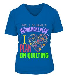 Quilting Retirement Plan Shirt – I Love Quilting Forever – 17 - Topic Money - Economics, Personal Finance and Business Diary Antique Quilts, Vintage Quilts, Vintage Fabrics, Quilting Tutorials, Quilting Designs, Quilting Ideas, Business Diary, Quilt Storage, Book Quilt