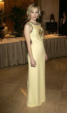 Rachel McAdams at the Scientific and Technical Awards.