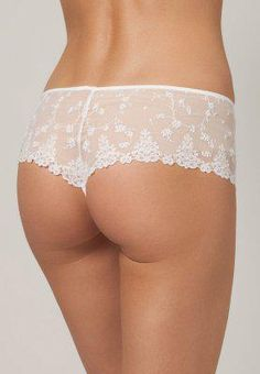 Passionata WHITE NIGHTS - Culotte - weiß - Zalando.it #lingerie #women #covetme