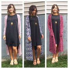 LuLaRoe Sarah Long Sweater Cardigan for Fall Fashion Trend Shop here: https://www.facebook.com/groups/LularoeKaraMiller/