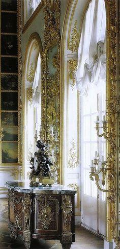 THE CATHERINE PALACE~ SAINT PETERSBURG, RUSSIA ~ Interior view