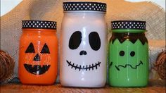 Creative Halloween Mason Jars   DIY Craft Ideas For You 2016