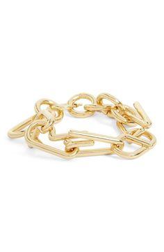 Carven Chain Link Bracelet