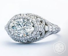 Have you ever seen an engagement ring so unique?  http://www.smythjewelers.com/engagement-wedding.html