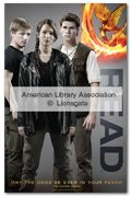 The Hunger Games Poster - New Products - Posters - Products for Young Adults - ALA Store