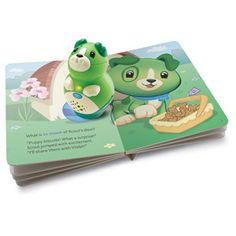 LeapFrog Tag Junior Scout Book Pal
