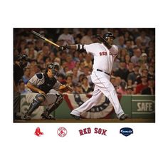 MLB Boston Red Sox David Ortiz Mural Wall Graphic * Check this awesome product by going to the link at the image.