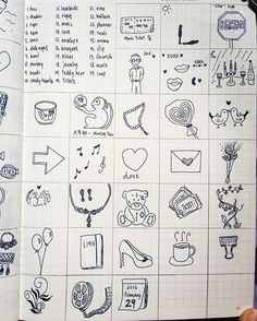 Ahhh~ here come #february #doodle #challenge #plannerdoodlechallenge #woot #sh愛畫畫 #sg #新加坡 #leuchtturm1917 #uniball