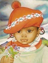 Eloise Wilkin... love her art!