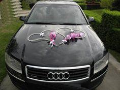 svatební srdce Bridal Car, Wedding, Diy, Valentines Day Weddings, Bricolage, Do It Yourself, Weddings, Marriage, Homemade