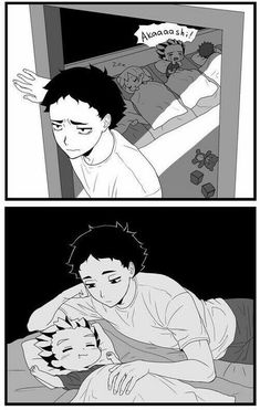 Anime Picture - Haikyuu Special - Moms (part - Wattpad Haikyuu Kageyama, Haikyuu Funny, Haikyuu Fanart, Haikyuu Anime, Haikyuu Ships, Manga Anime, Fanarts Anime, Anime Chibi, Funny Anime Pics