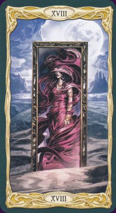The Moon - Epic-Tarot Psychic Love Reading, Love Psychic, Psychic Dreams, The Moon Tarot, Dream Symbols, Online Psychic, The Hierophant, Love Spell That Work, Tarot Card Decks