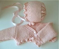 Spanish designed baby surplice and cap