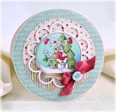 Lockhart 2012 Limited Edition Snowglobe (Designer: Debbie Olson)