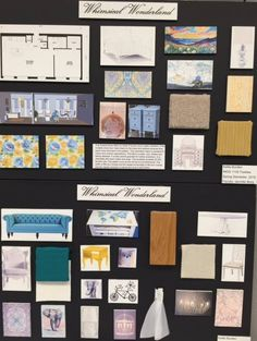 Student Showcase and Open House Textiles for Interiors Project. — at Athens Technical College.