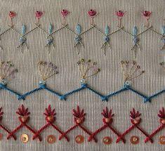 I ❤ embroidery . . . herringbone 012