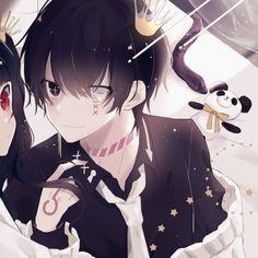 Matching anime couple icons