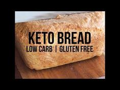 Keto Bread - Delicious Low Carb Bread - Soft with No Eggy Taste