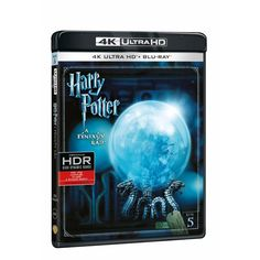 Blu-ray Harry Potter a Fénixův řád, UHD + BD, CZ dabing | Elpéčko - Predaj vinylových LP platní, hudobných CD a Blu-ray filmov Rowling Harry Potter, Ministry Of Magic, Lord Voldemort, Good And Evil, Dark Lord, 4k Uhd, Know The Truth, New Adventures, Hogwarts