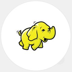 this friendly elephant is the mascot and licensed logo of the hadoop® project, an open-source software for reliable, scalable, distributed computing by apache™. Macbook Stickers, Macbook Decal, Distributed Computing, Tech Logos, Elephant Logo, Blog Categories, Open Source, Web Development, Winnie The Pooh