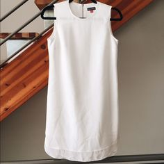 Brand New White Vince Camuto Summer Tunic Dress