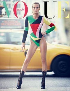 Vogue Espana November 2014 Covers (Vogue Espana)