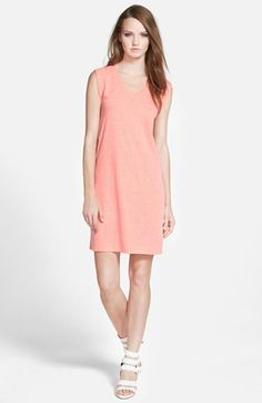 Leith T-Shirt Dress available at #Nordstrom