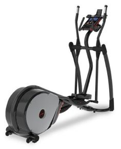 Smooth Fitness CE-3.6 Elliptical Trainer From Smooth