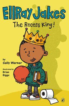 Ellray Jakes, The Recess King (Series $5)