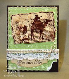 Sweet 'n Sassy Stamps: Seek Him Still....