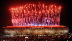 Closing Ceremony of 2014 FIFA World Cup held on 13th of July at historic Maracana Stadium, Rio de Janerio. Date, Time & Details of performers in closing cermony here!