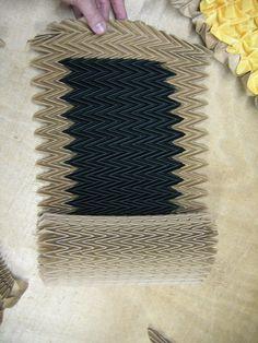 Plisados – Pleats – plissé – www.lesateliersgerardlognon.com/en