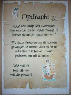 Piratentocht, Opdracht 5. -CE-