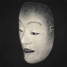 Hiroshi Watanabe Photography - Noh mask, #Japan