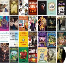 """Wednesday, March 23, 2016: The Greenfield Public Library has ten new bestsellers, six new videos, 13 new audiobooks, 12 new music CDs, 116 new children's books, and 31 other new books.   The new titles this week include """"Hymns,"""" """"Game Of Thrones: The Complete Fifth Season,"""" and """"The Big Short."""""""