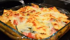 I feel like this could be a contestant for Sandra Lee's Semi-Homemade, but a better version! You're using help from the store with some store-bought fresh cheese ravioli so this doesn&…